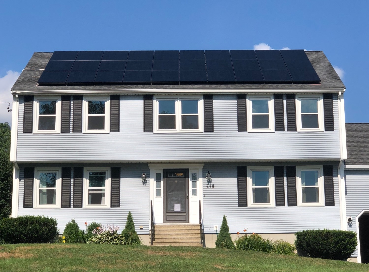How Solar Panels Work Why Use Sunpower By Bluesel Home Does Power In A Residential Low Maintenance Have No Moving Parts Which Means That They Require Annual Energy Systems Last For Decades