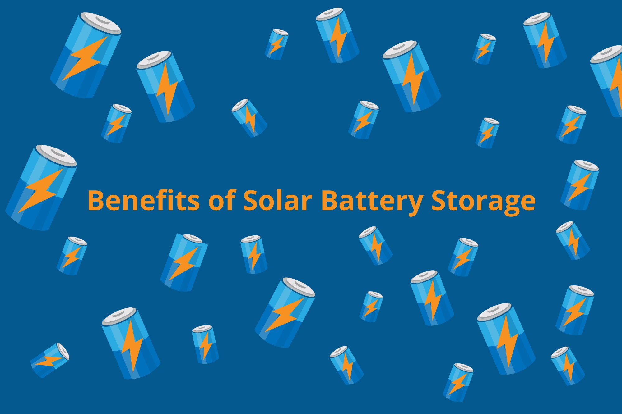 Benefits of Solar Battery Storage in MA
