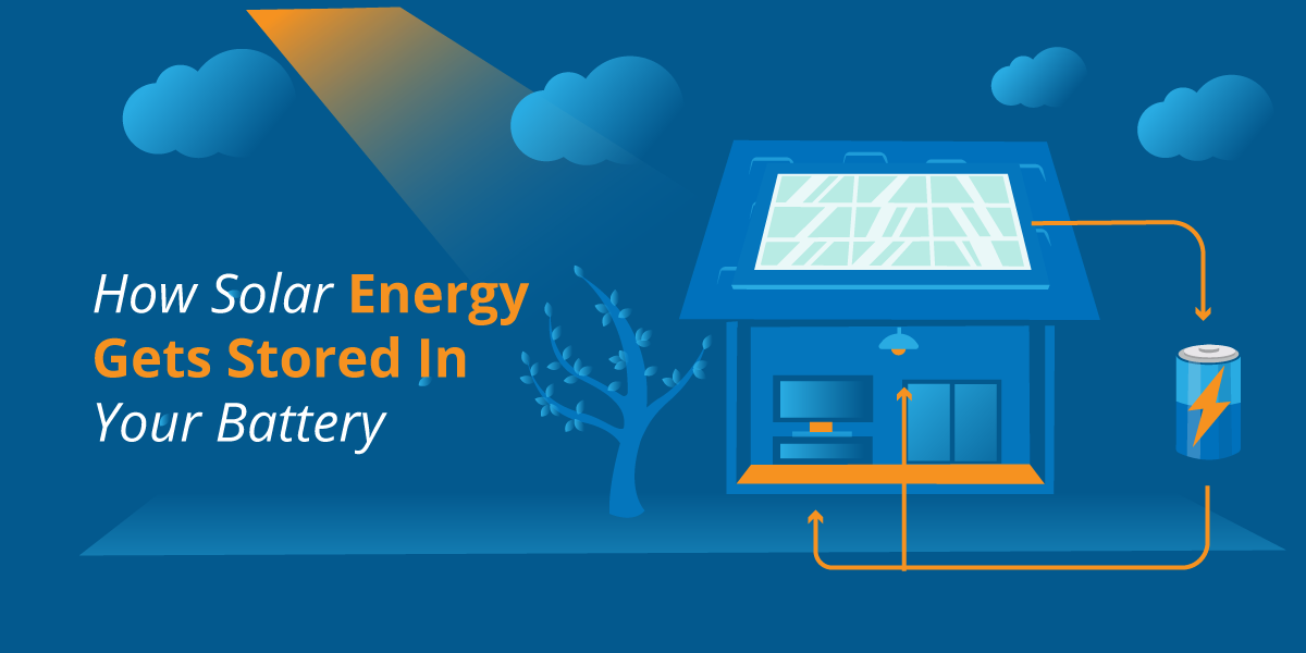 How Solar Energy Stores In Your Battery
