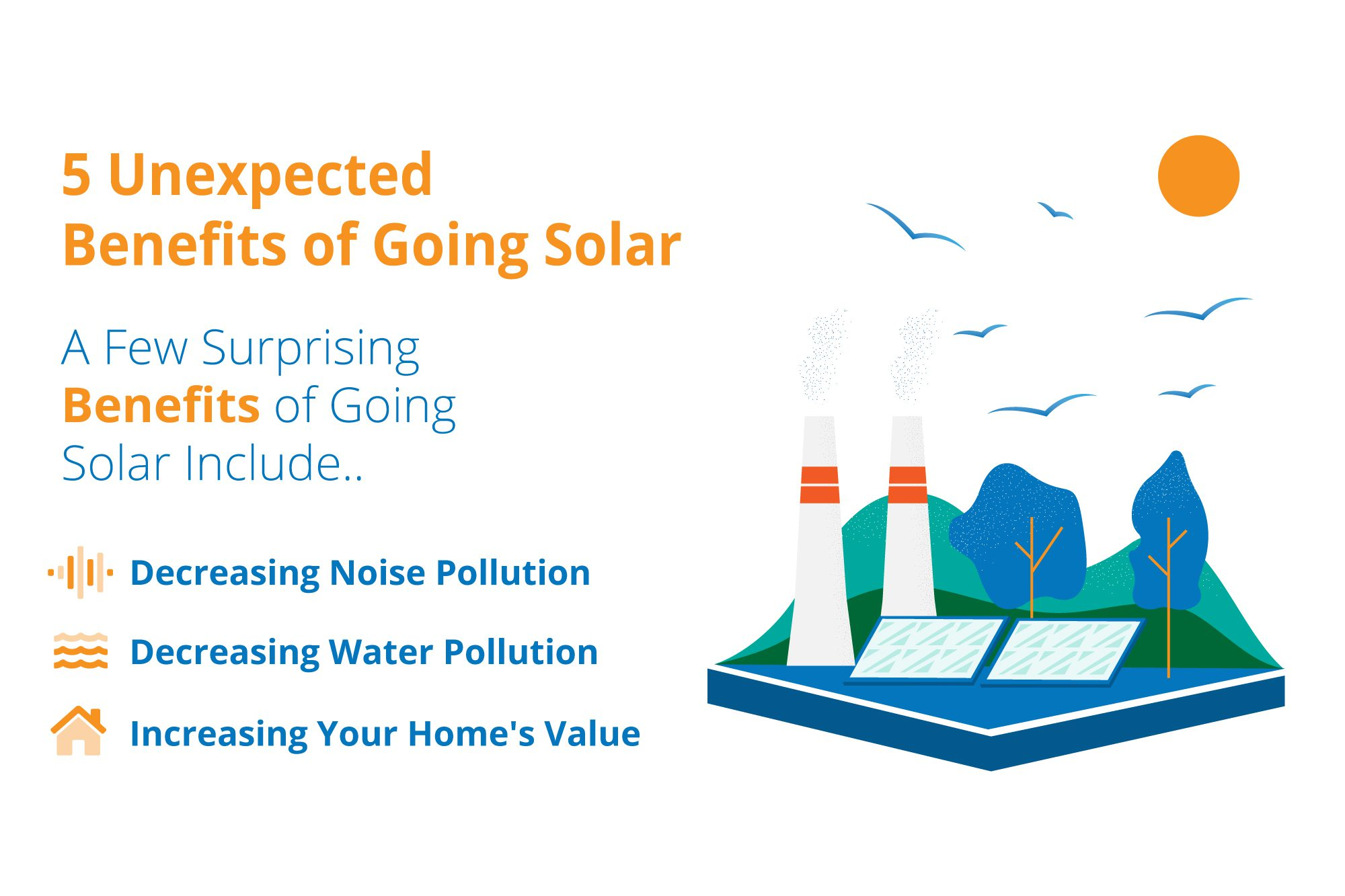 5 Unexpected Benefits of Going Solar
