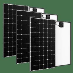 Photo of SunPower A Series Panel