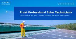 Trust Professional Massachusetts Solar Panel Installers