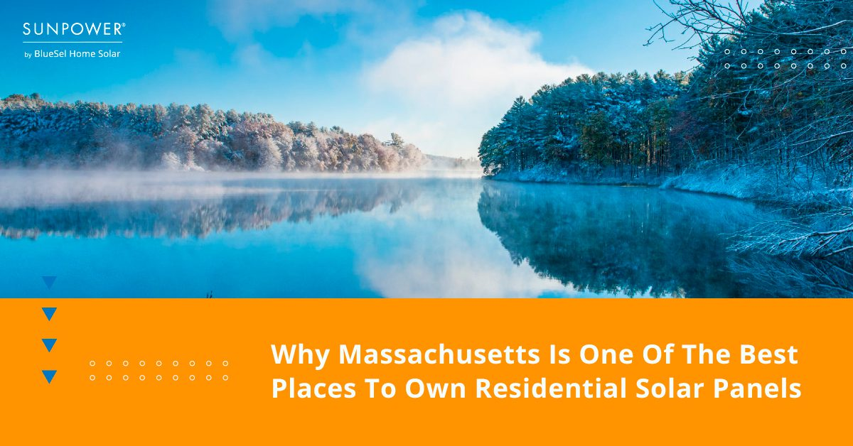 Why Massachusetts Is One Of The Best Places To Own Residential Solar Panels