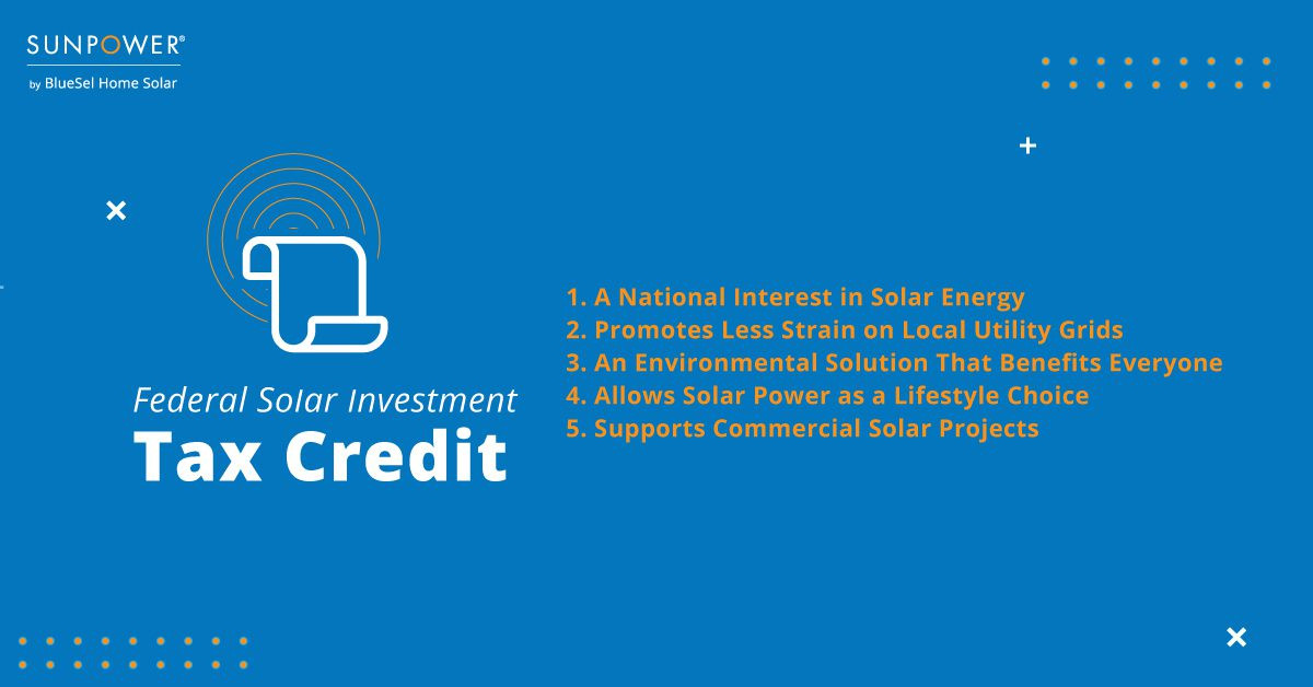 Why Is The Federal Solar Tax Credit Important?