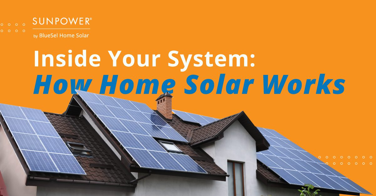 Inside Your System: How Home Solar Works