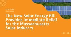 Immediate Relief For Mass. Solar Industry