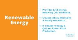 Renewable Energy vs. Fossil Fuels