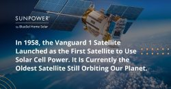 Information about the Vanguard 1 Satellite